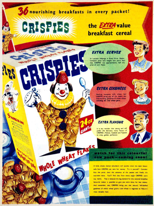 Cereal Advertisement